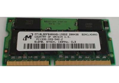 RAM памет за лаптоп 512MB SDRAM PC133 144-pin SODIMM