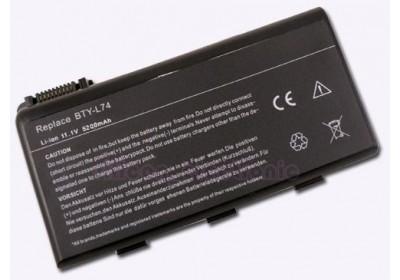Батерия за MSI CR500 CR600 CR610 CR700 CX-600 CX600 CX700 BTY-L75 BTY-L74