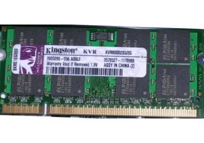 RAM памет за лаптоп 2GB DDR-2 SDRAM 800 SODIMM