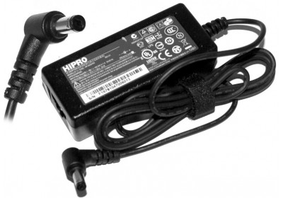 Адаптер за лаптоп ОРИГИНАЛЕН (Зарядно за лаптоп) HIPRO за ACER 30W 19V 1.58A 5.5x1.7mm
