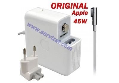 Адаптер за лаптоп ОРИГИНАЛЕН (Зарядно за лаптоп) APPLE MACBOOK AIR ADP-45GD MagSafe 45W 14.5V 3.1A A1374