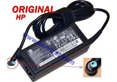 Адаптер за лаптоп ОРИГИНАЛЕН (Зарядно за лаптоп) HP 19.5V 3.33A 65W 4.5mmx3mm с централен пин ремаркетиран