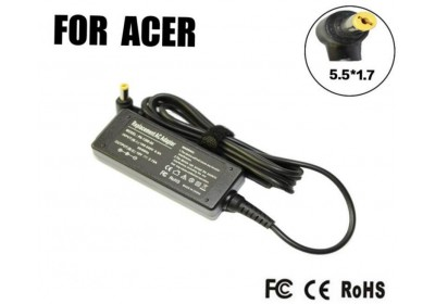 Адаптер за лаптоп (Зарядно за лаптоп) за ACER 30W 19V 1.58A 5.5x1.7mm