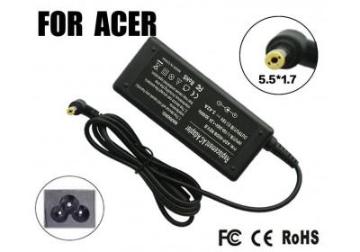 Адаптер за лаптоп (Зарядно за лаптоп) за ACER 65W 19V 3.42A букса 5.5x1.7mm