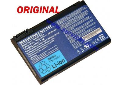 Батерия ОРИГИНАЛНА Acer Aspire 3100 5100 5630 9800 TravelMate 2490 4200 5210 BATBL50L4 4кл
