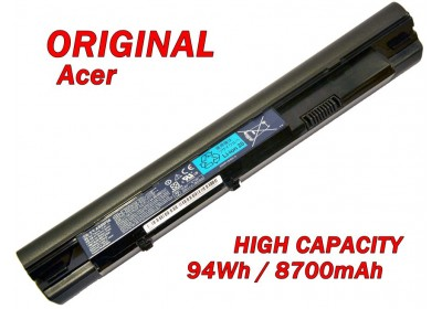 Батерия ОРИГИНАЛНА Acer Aspire 3810T 4810T 5810T Travelmate 8371 8471 8571 AS09D31 AS09F56 9кл