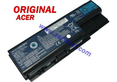 Батерия ОРИГИНАЛНА Acer Aspire 5520 5710 5720 5920 6920 6930 7520 8930 AS07B41 6кл ремаркетирана