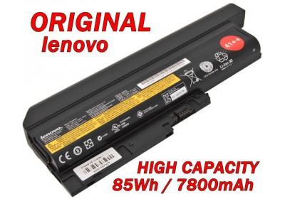 """Батерия ОРИГИНАЛНА Lenovo Thinkpad T60 R60 R61 T61 Z60 Z61 (без 14.1"""" wide) 40Y6799 92P1132 9кл ремаркетирана"""