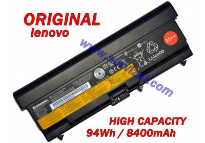 Батерия ОРИГИНАЛНА Lenovo Thinkpad SL410 SL510 Edge E420 E425 E520 E525 Edge 14 15 E40 E50 42T4851 25++ 9кл