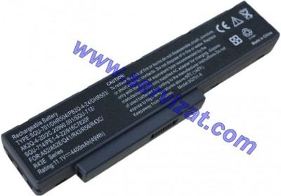 Батерия за BENQ A52 A53 R43 R56 Packard Bell MH35 MH36 MB68 MB85 SQU-701 4кл