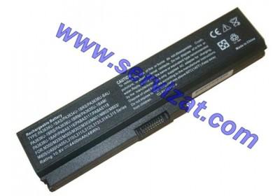 Батерия за Toshiba M300 M500 U400 U500 L310 Portege M800 PA3634U PA3635U 6кл