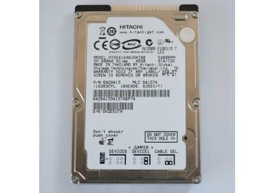 """Хард диск за лаптоп IDE 40GB 5400rpm 2.5"""" Hitachi HTS421240H9AT00"""