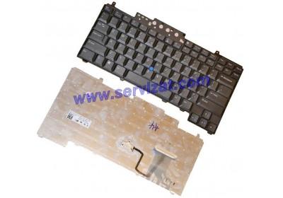 Клавиатура за Dell Latitude D620 D630 D820 D830 PRECISION M65 M2300 M4300 US