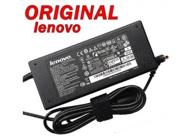 Адаптер за лаптоп ОРИГИНАЛЕН (Зарядно за лаптоп) Lenovo 19.5V 6.15A 120W букса 5.5x2.5