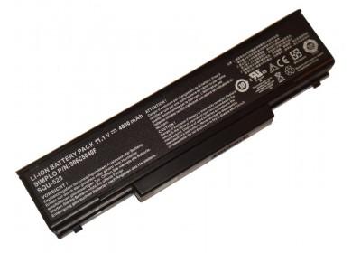 Батерия за Gigabyte W451U W551N W566U MSI M655 M660 M675 VR600 VR600 GT620 CR400 PR600 Benq R55 SQU-528 BTY-M66 6кл