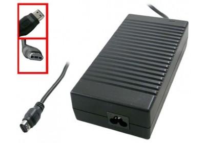 Адаптер за лаптоп (Зарядно за лаптоп) HP 18.5V 6.5A 120W OVAL EA350A